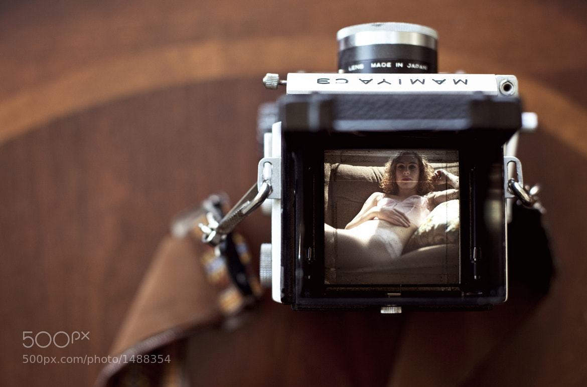 Photograph Boudoir meets the Mamiya by Amanda Recker on 500px