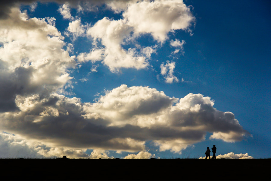 To the horizon by alberto alcocer on 500px.com