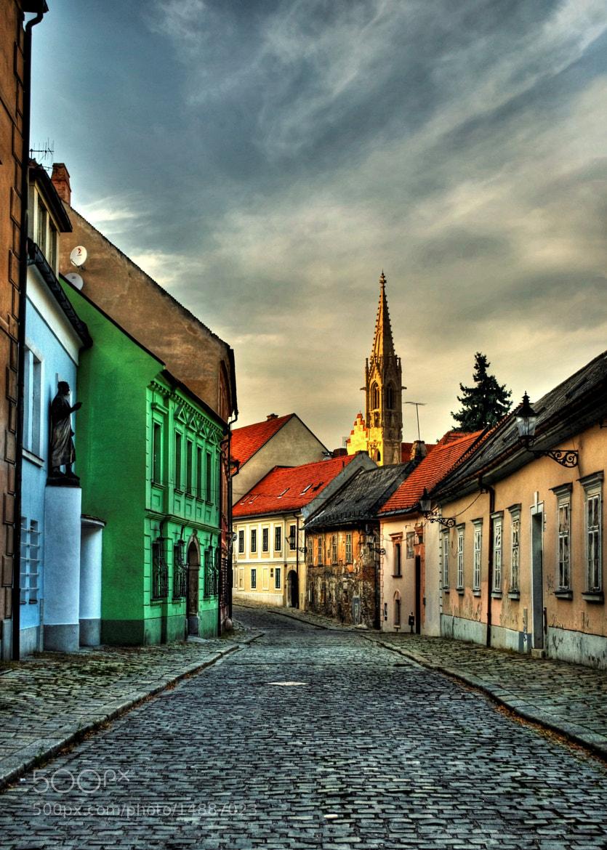 Photograph Bratislava by Forastico  on 500px