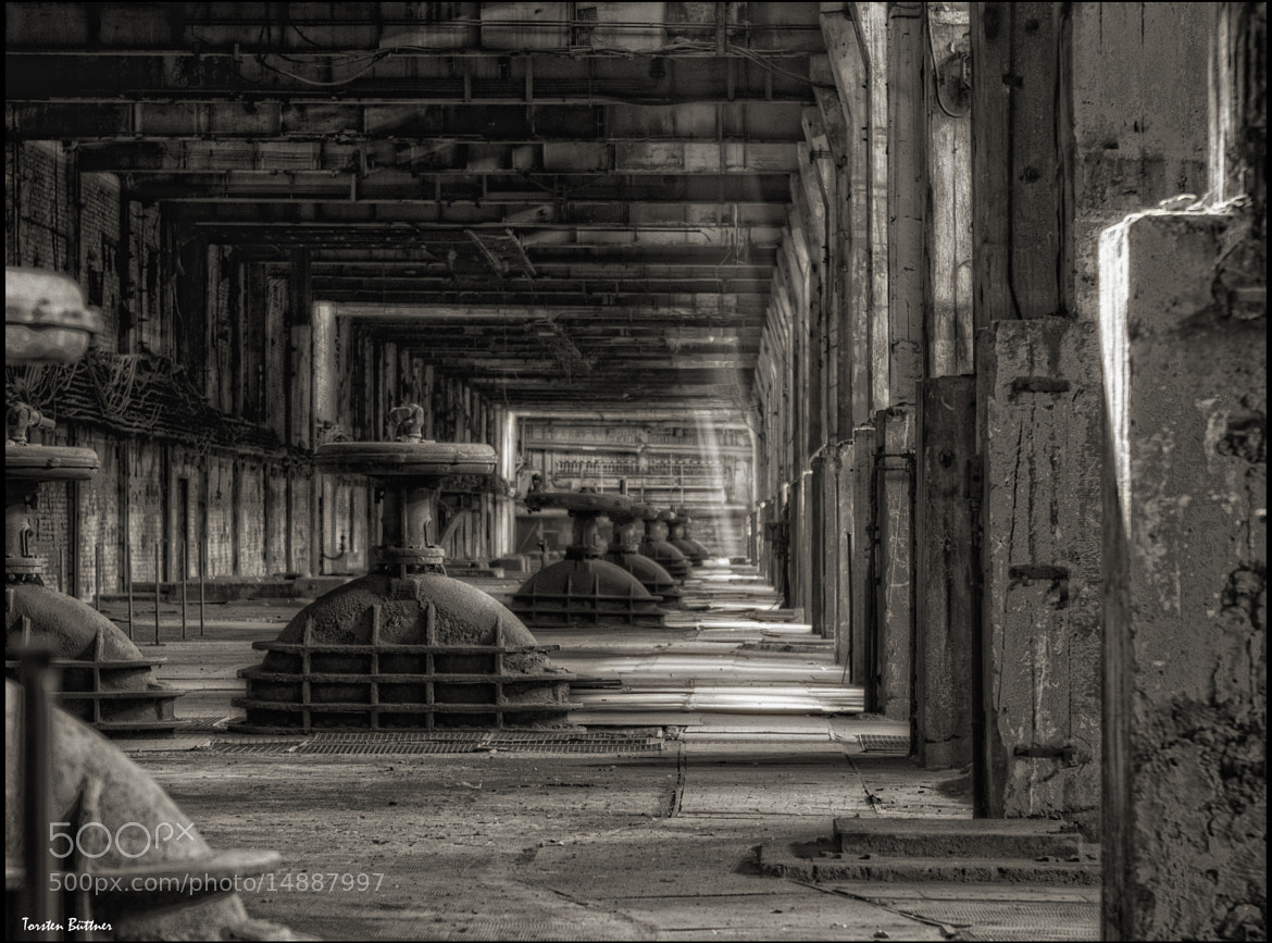 Photograph Machine hall by Torsten Büttner on 500px