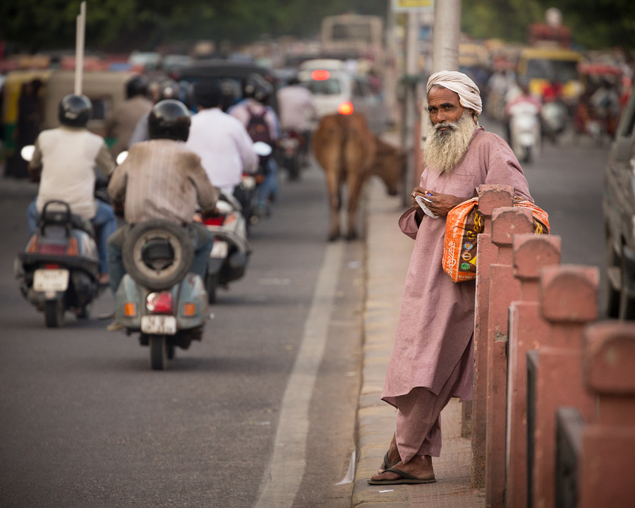 Jaipur streets by Josh Windsor on 500px.com