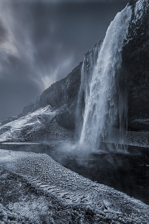 Photograph Seljalandsfoss by Florencio Barroso  on 500px