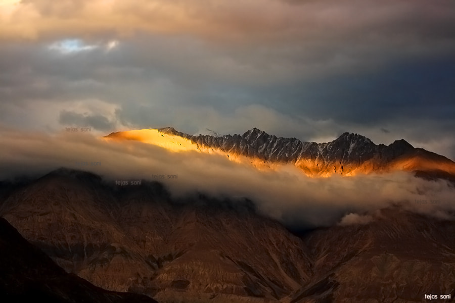 """Photograph """"Fire and Ice"""" by Tejas Soni on 500px"""