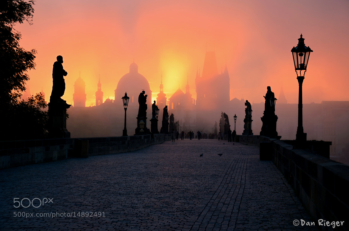 Photograph Charles bridge by Dan Rieger on 500px