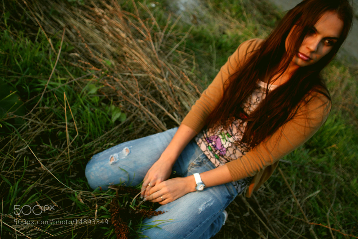Photograph Natalie by Vasay Kegel on 500px