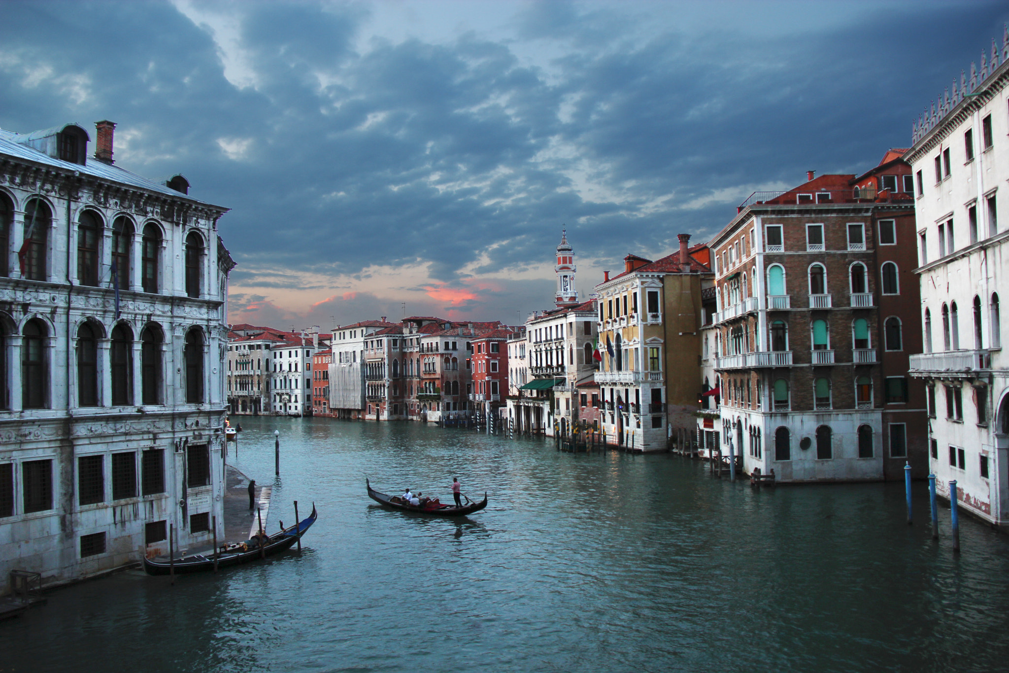 Photograph Venetian sunset by Carlos Luque on 500px
