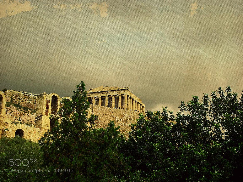 Photograph The Acropolis, Athens by Iliana Tsolou on 500px