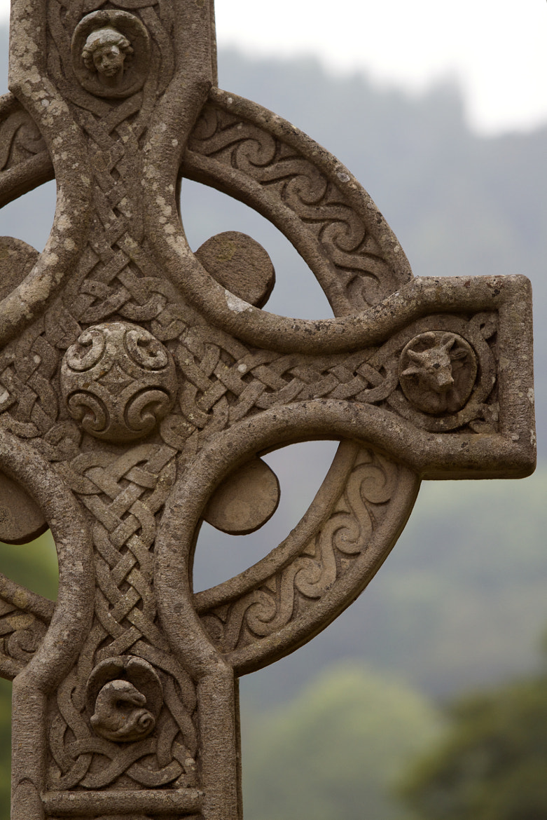 Photograph Celtic Cross by Morgan Kan on 500px