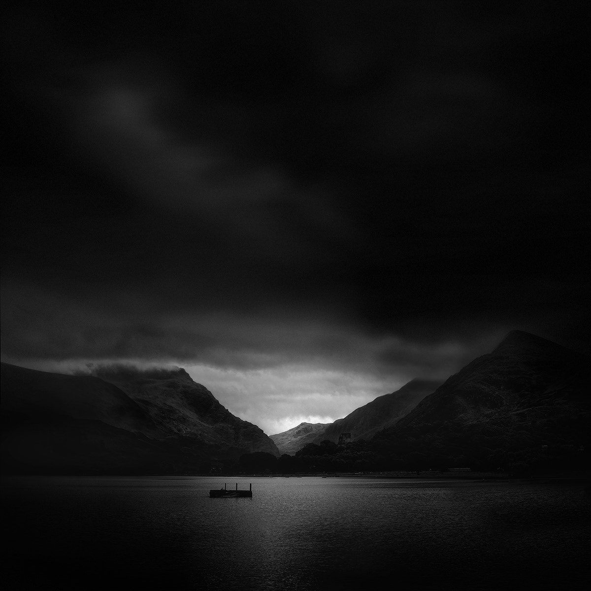 Photograph ≈ The Lake by Andy Lee on 500px