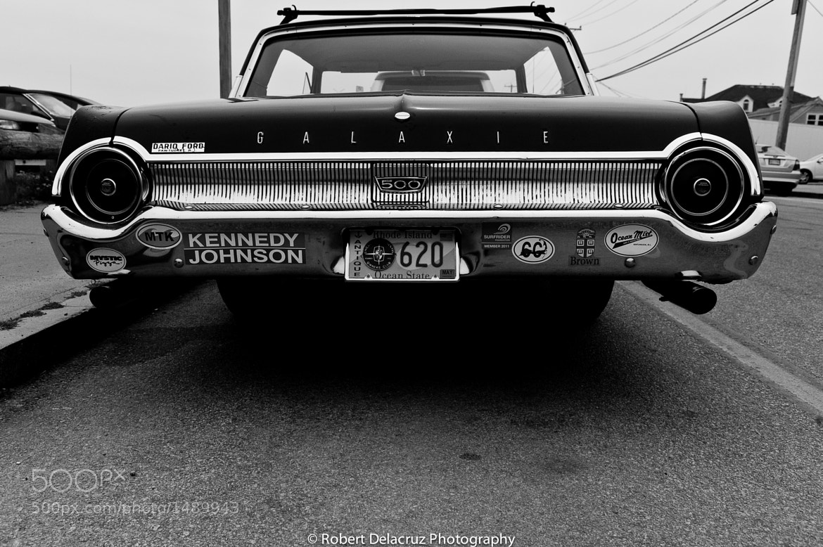 Photograph I Bring You A Galaxie by Robert Delacruz on 500px