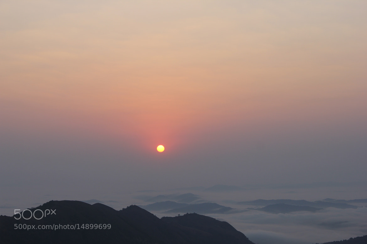 Photograph Sun Riiiiiise... by Sharath Ravindranath on 500px
