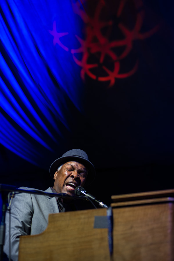 Booker T Jones by Matt Forsythe on 500px.com