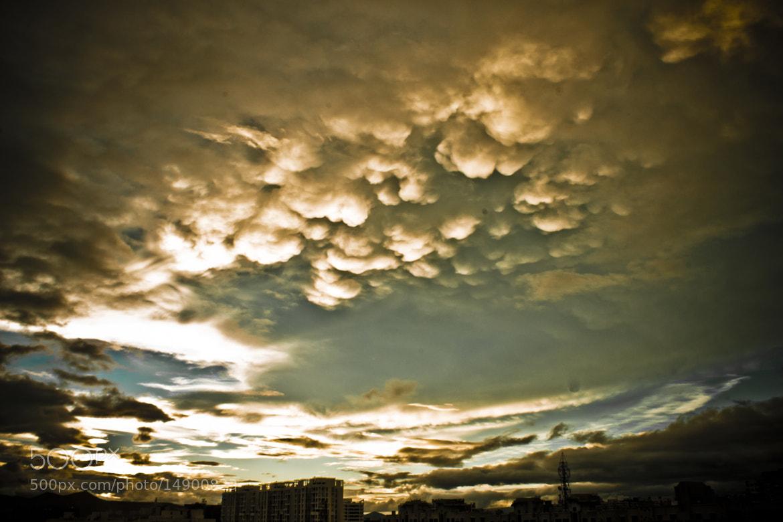 Photograph God's an artist by ARITRA SEN on 500px