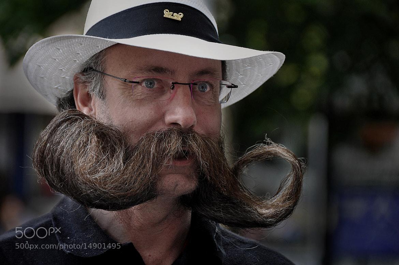 Photograph Belle Mustache by Csilla Zelko on 500px