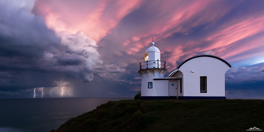 Tacking Point Lighthouse by 2Stop Images on 500px.com