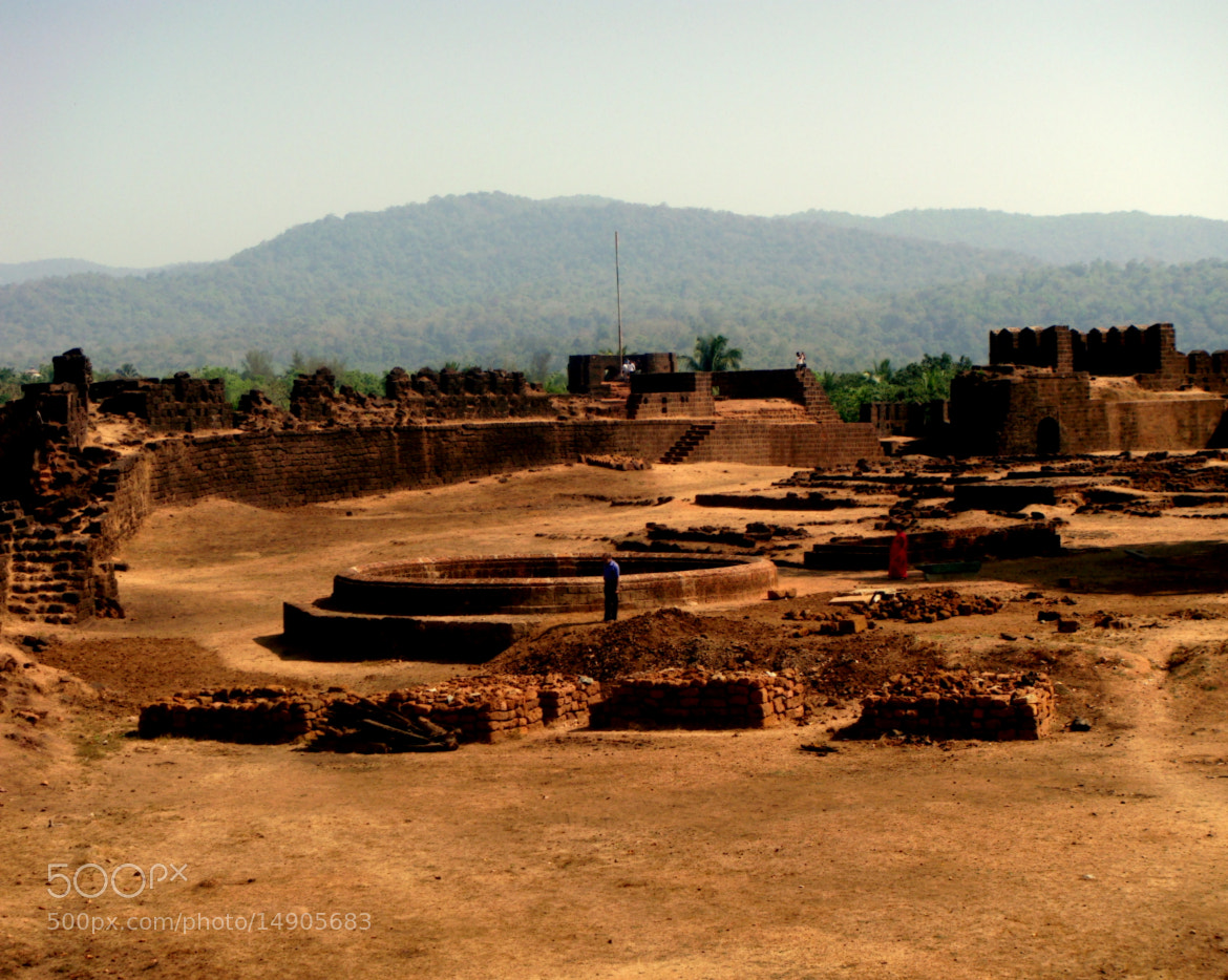 Photograph  Reconstruction of the Great *Mirzan* Fort by P.S Kavya on 500px