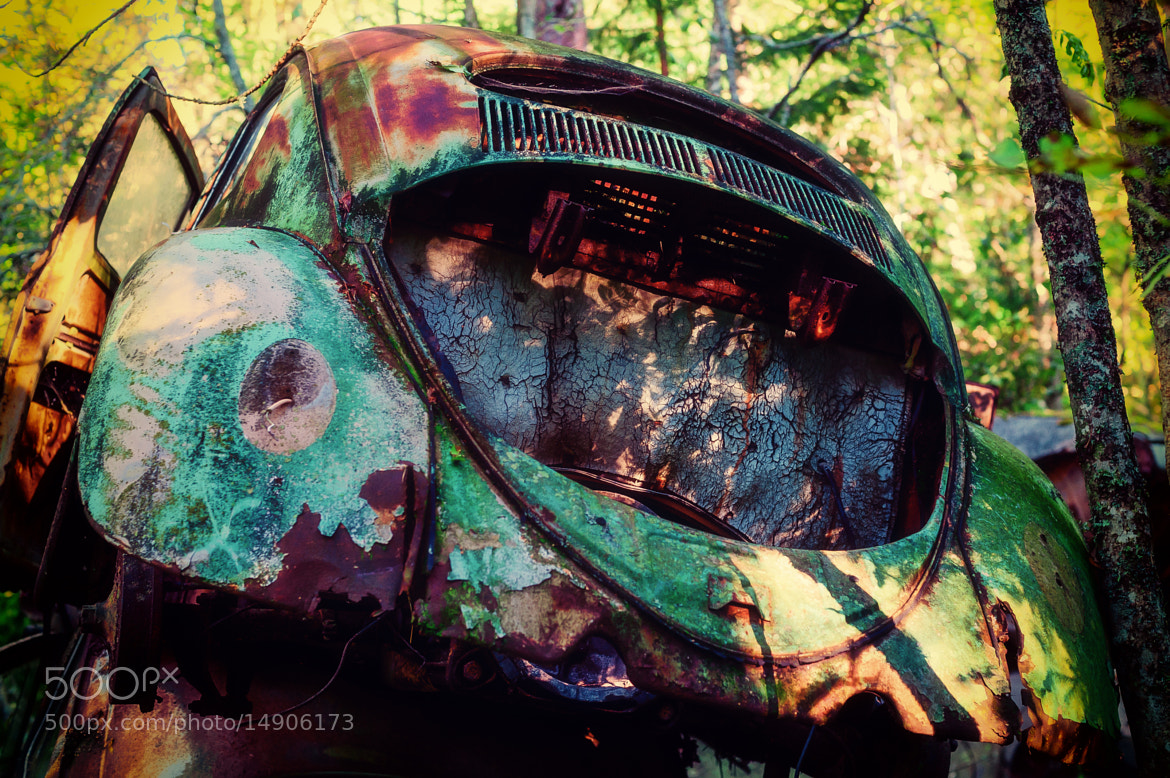 Photograph The old Beetle by Morten Enholm on 500px