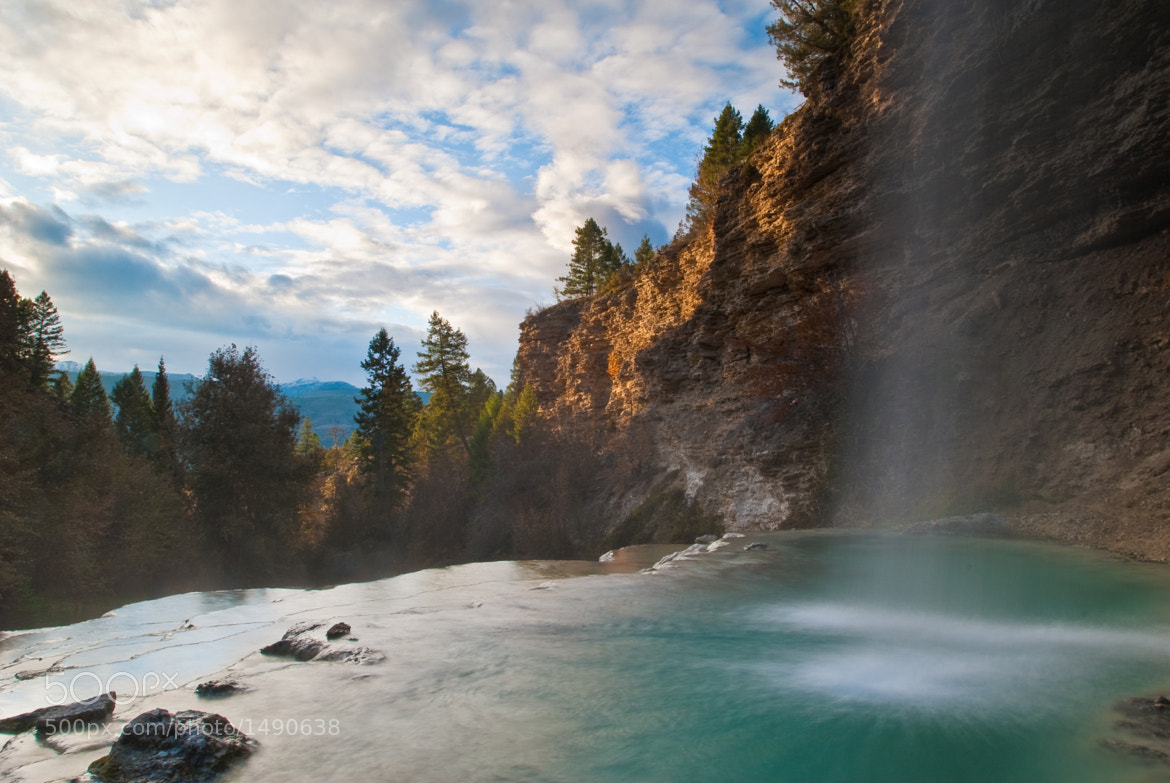 Photograph #171 - Falls - Fairmont Hot Springs by Wayne Boland on 500px