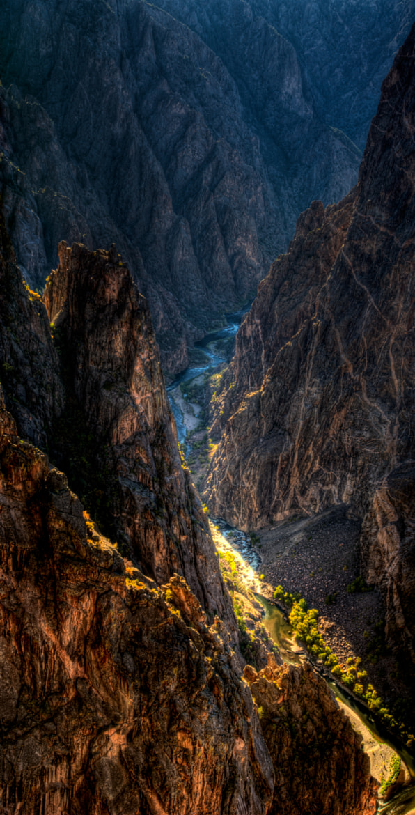 Photograph #13 - Black Canyon by Wayne Boland on 500px