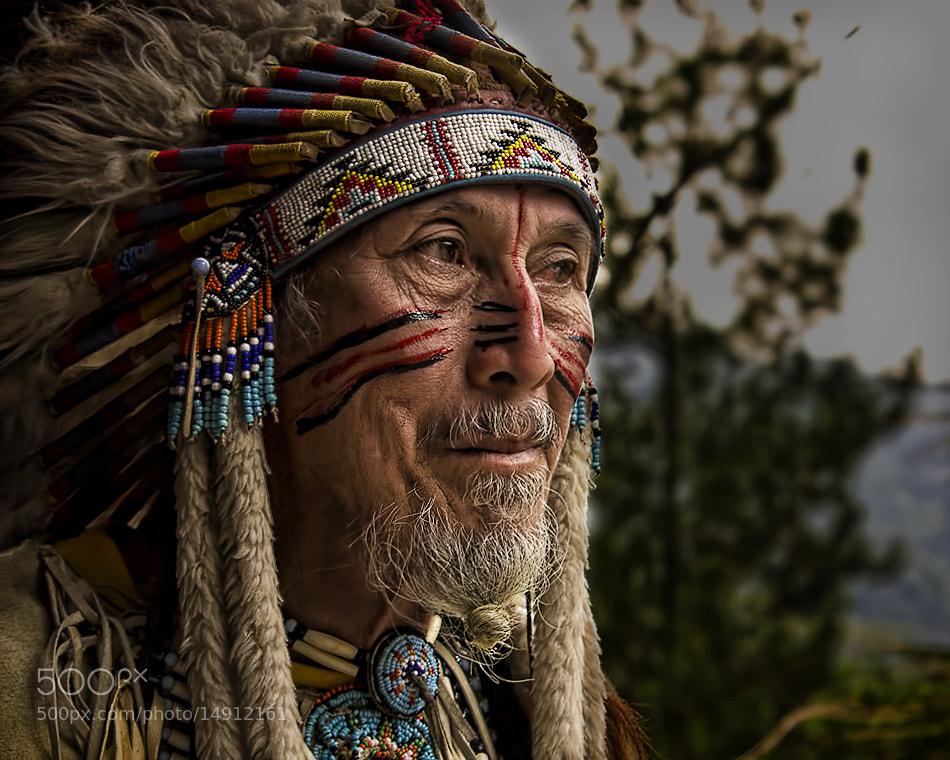 Photograph Old Winnetou by Stephen Edward on 500px