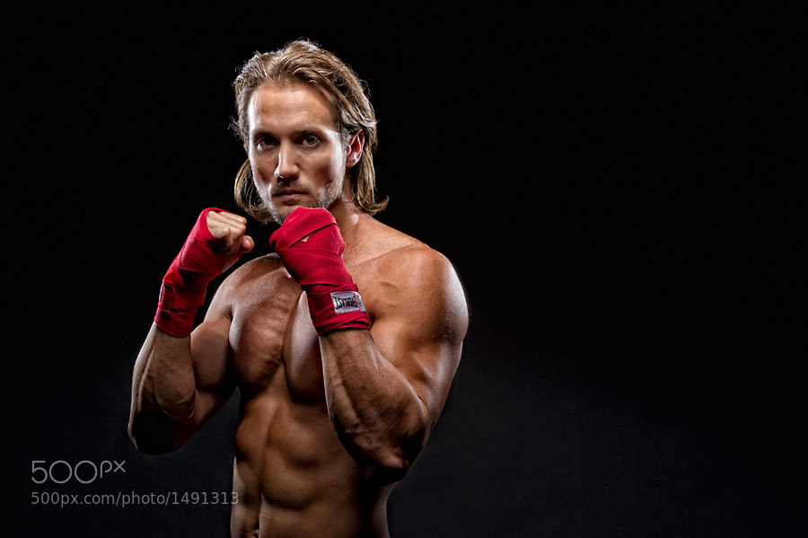Photograph Andrew The Boxer by Scott Kelby on 500px