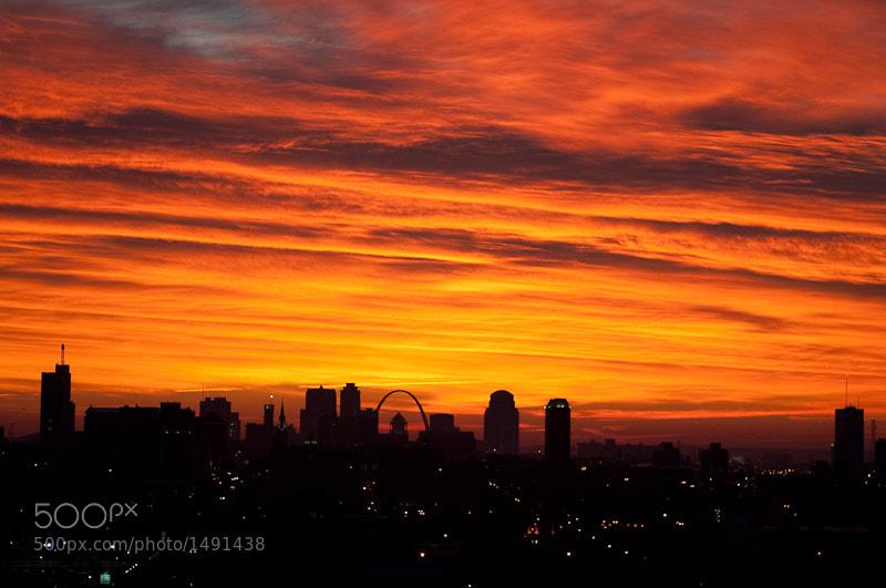 Photograph Birth of a Sunrise #9 by Doug Weber on 500px