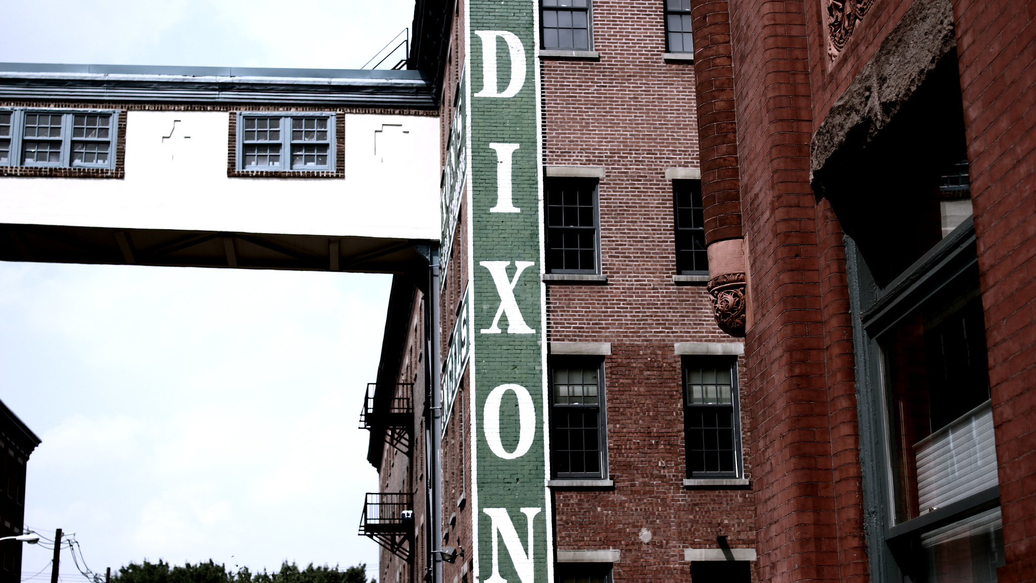 Photograph Dixon Mills Detail by Mike Collins on 500px
