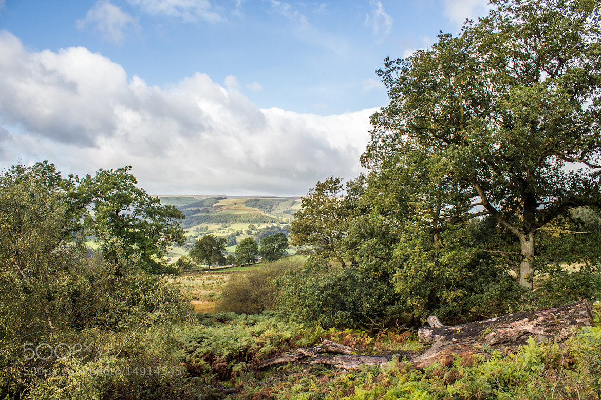 Photograph Countryside near Hathersage by Steve Hall on 500px
