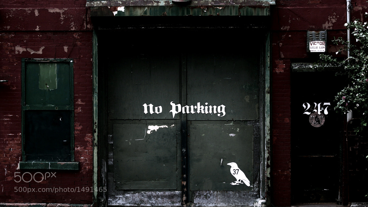 Photograph No Parking by Mike Collins on 500px