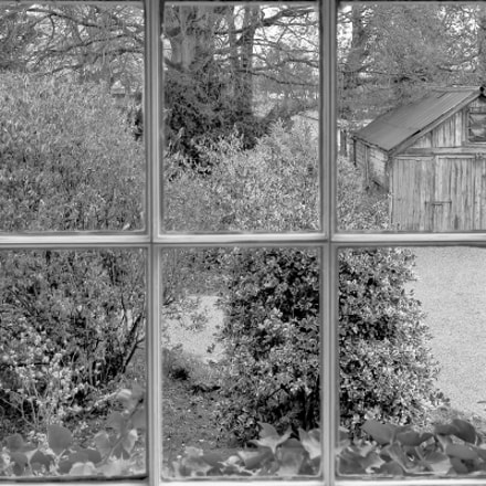 Gardeners  Shed Bressingham Hall