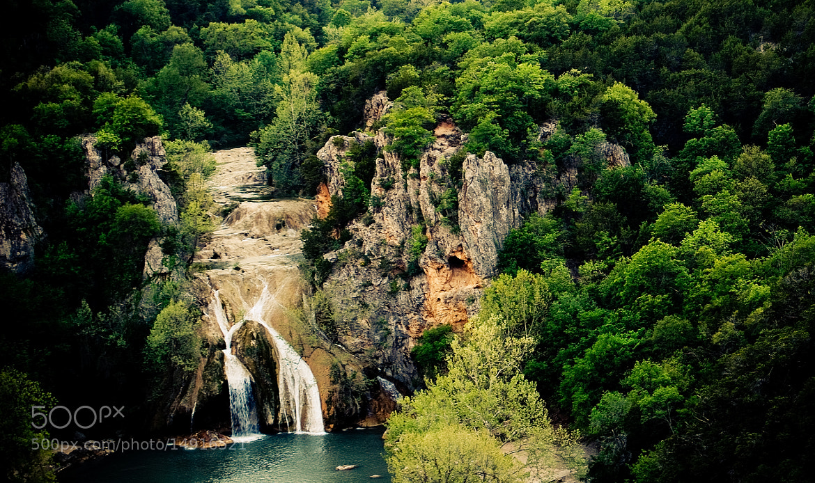 Photograph Turner Falls by Joe Andrews on 500px