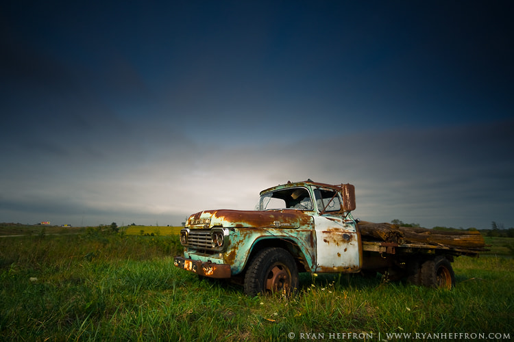 Photograph Forgotten by Ryan Heffron on 500px