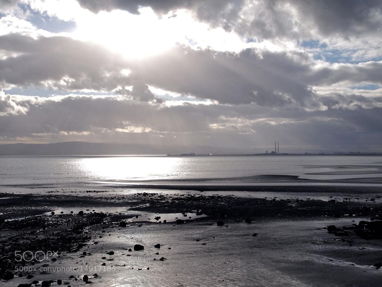 Photograph Sunbeam over Dublin by Maciej Dobrzynski on 500px