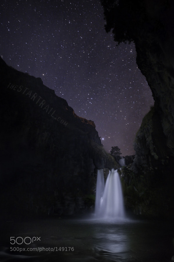 Photograph Star Falls by Ben Canales on 500px