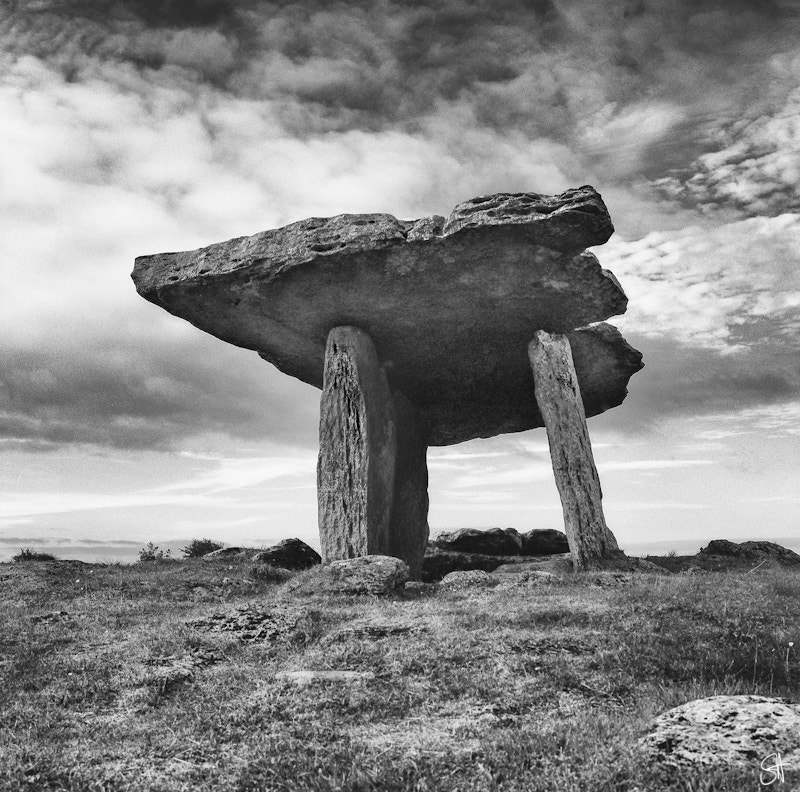 Photograph Dolmen (C) by Stephen Holmes on 500px