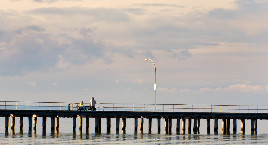 Photograph Altona Pier by Rob Young on 500px
