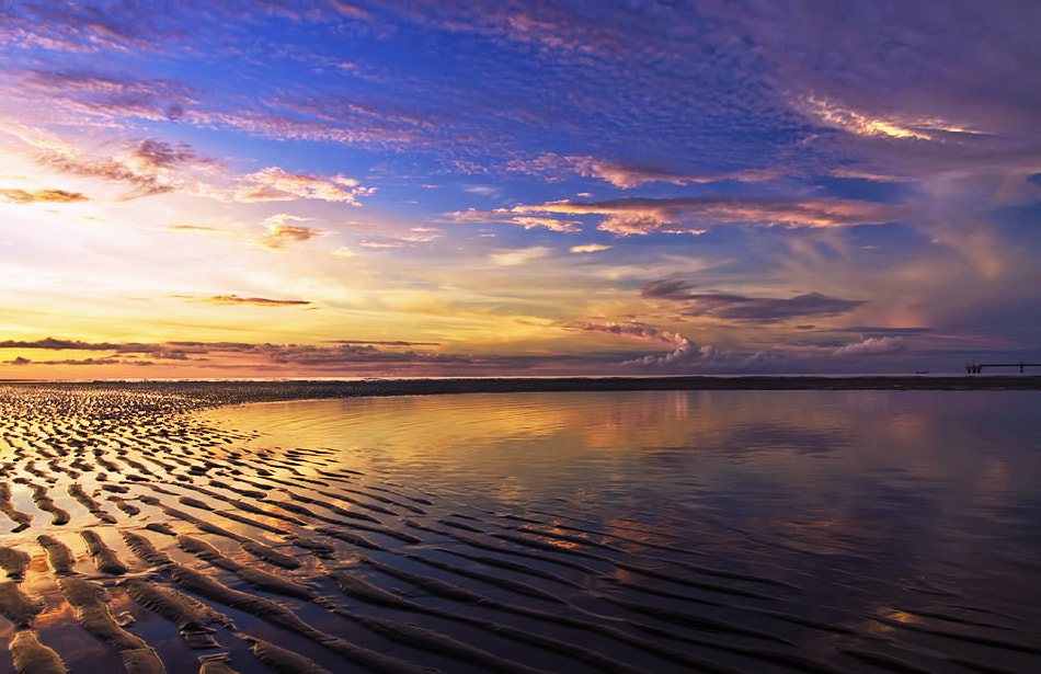Photograph Low Tide by Stephen Edward on 500px