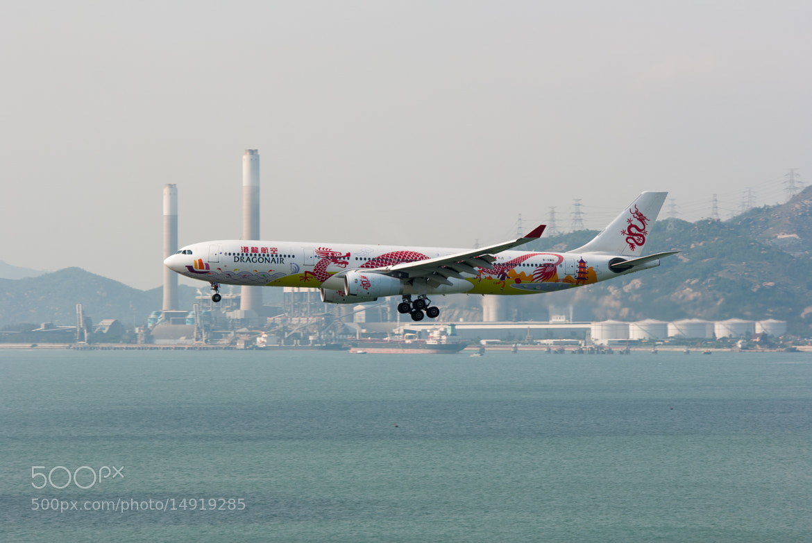 Photograph Dragon Air by Hei Yu on 500px
