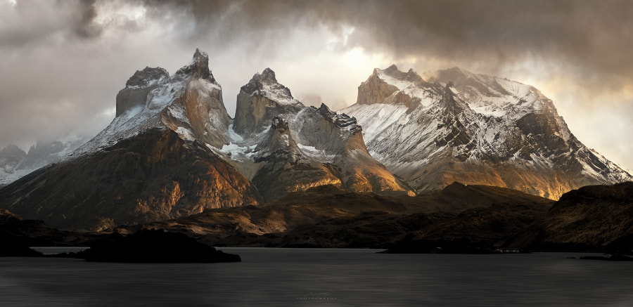 Cordillera of gold by Jay Daley on 500px.com