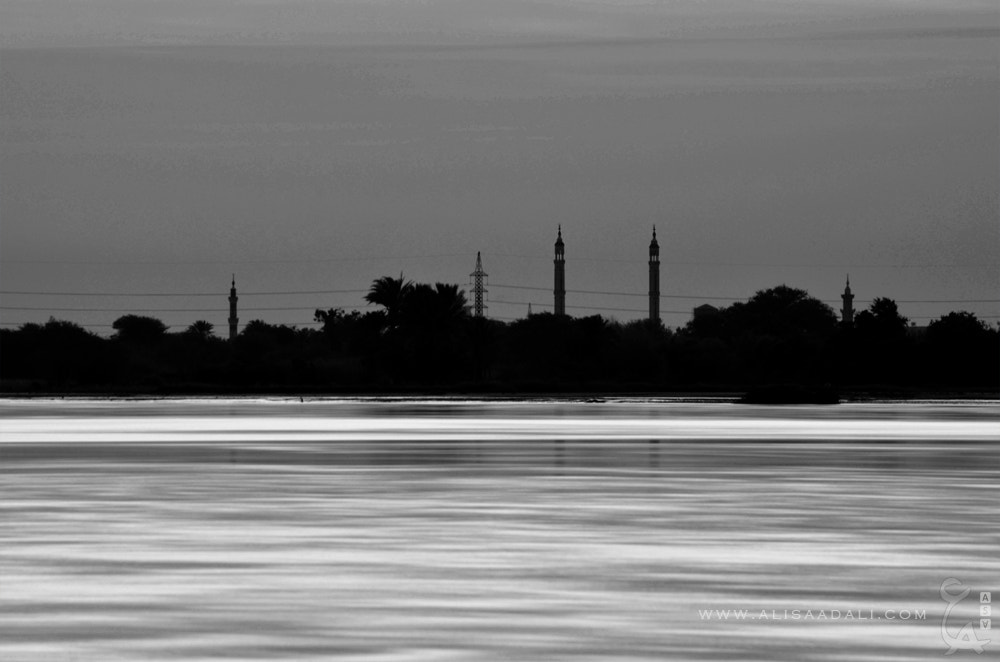 Photograph Nile and City by Ali Saad Ali on 500px