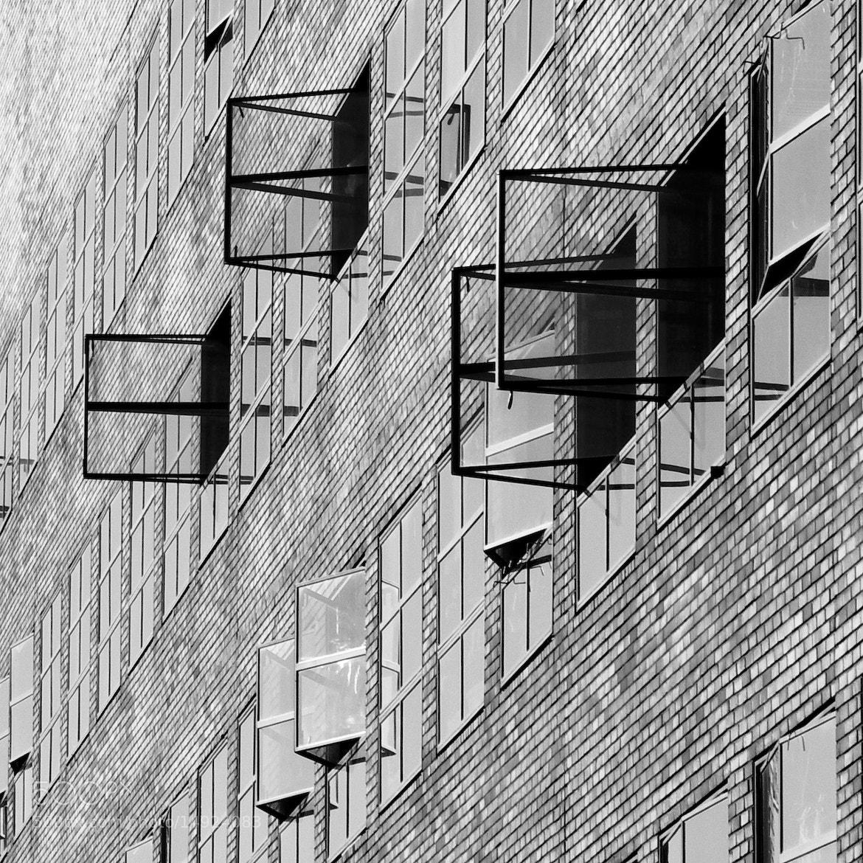 Photograph Window Facade by Maciej Dobrzynski on 500px