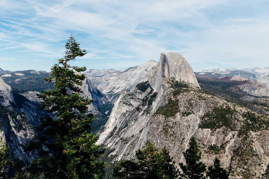 {half dome} by Audrey Meffray on 500px.com