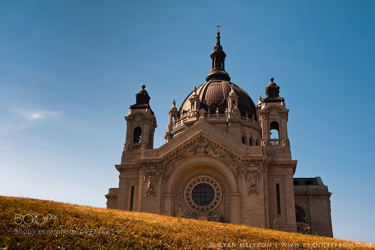 Photograph Cathedral by Ryan Heffron on 500px