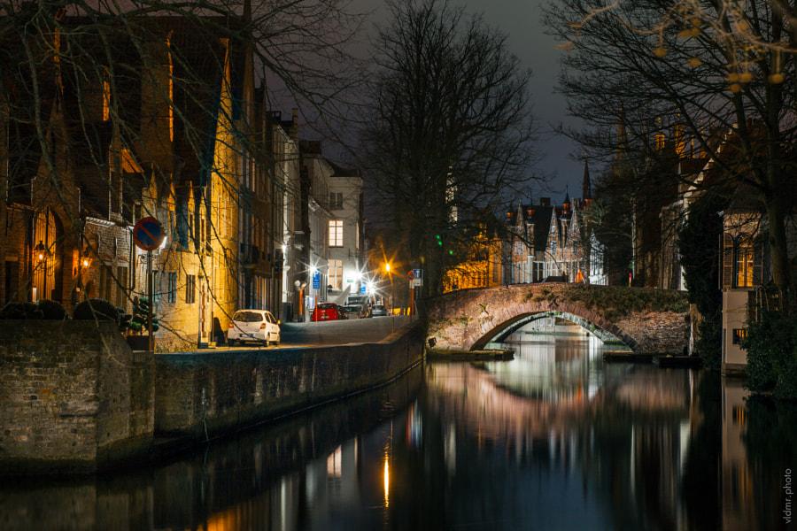 A night in Brugge