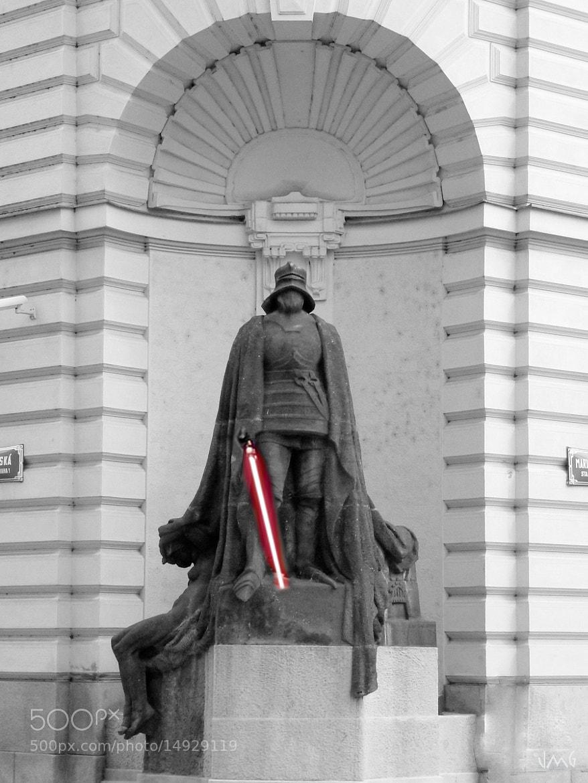 Photograph El Lado Oscuro de la Fuerza by Jesús Municio on 500px