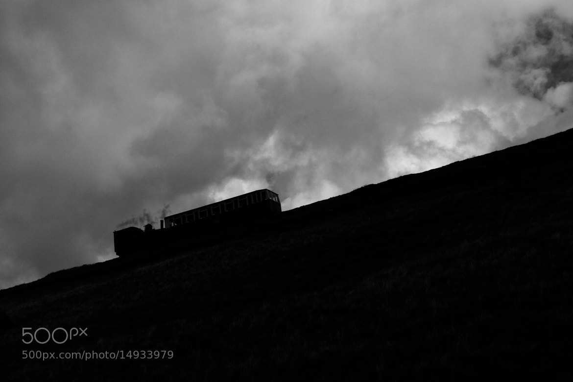 Photograph Snowdonia Summit Train by Dean Bedding on 500px