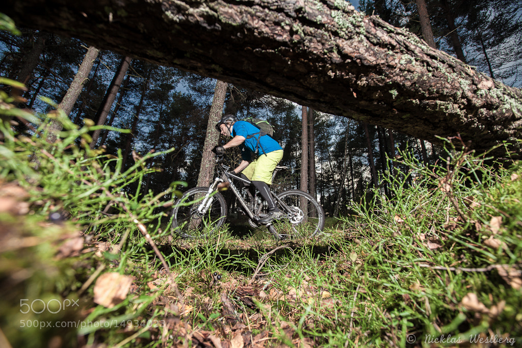 Photograph Hardcore MTB by Nicklas Westberg on 500px