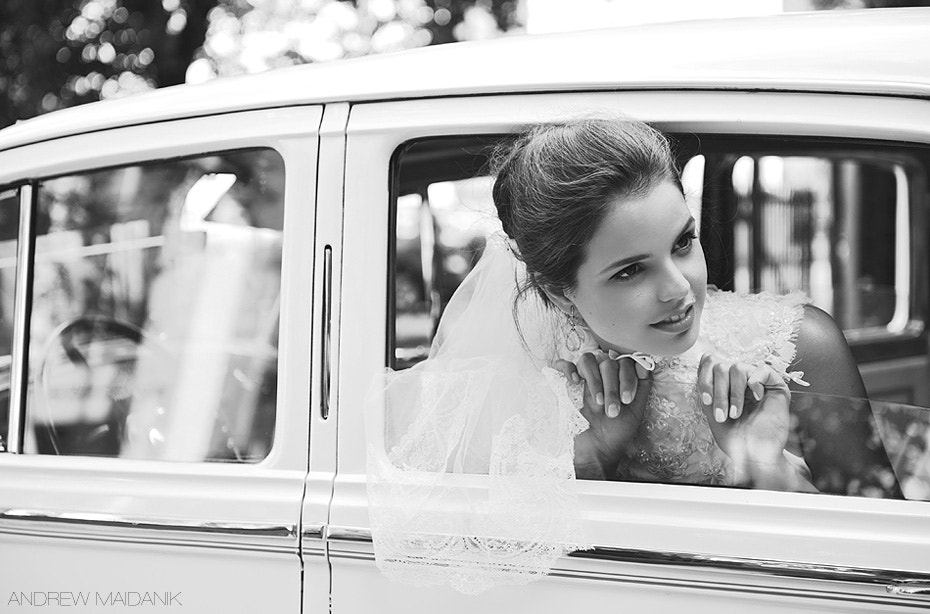 Photograph Vintage Bride by Andrew Maidanik on 500px