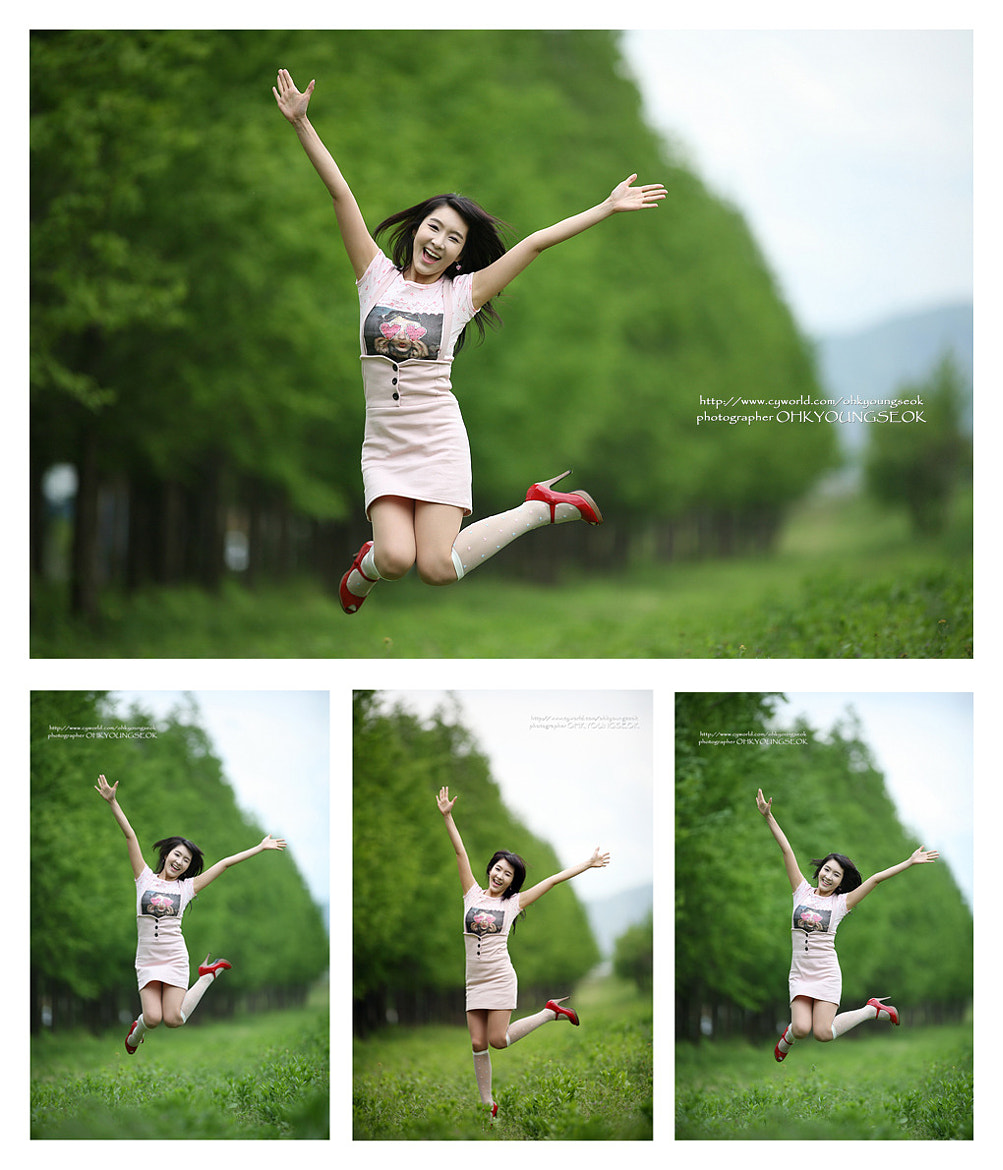Photograph jump jump by kyoungseok oh on 500px