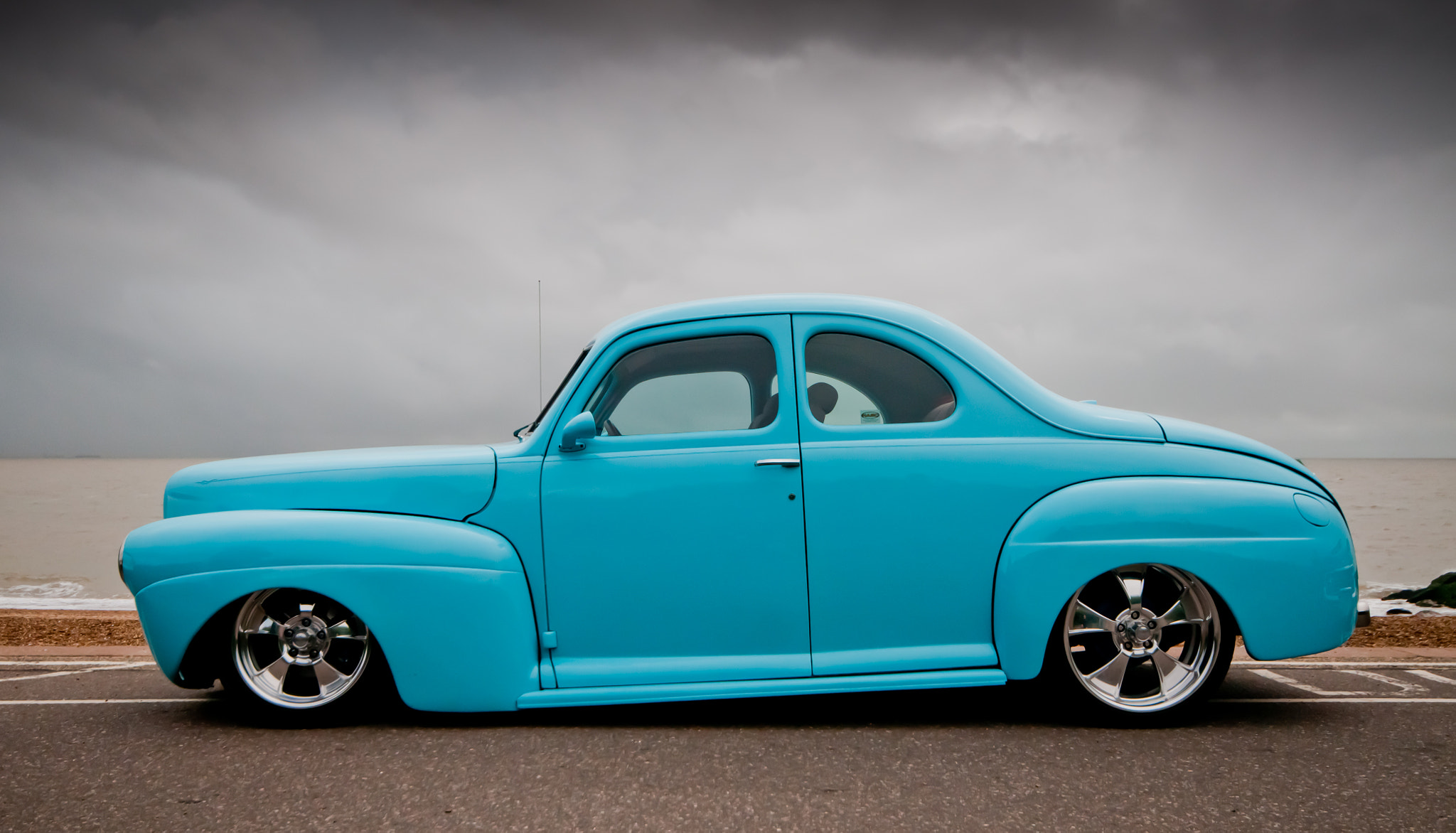 Photograph Custom Ford Coupe by Jamie Homewood on 500px